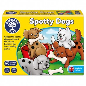 Društvena igra, Psi s točkicama