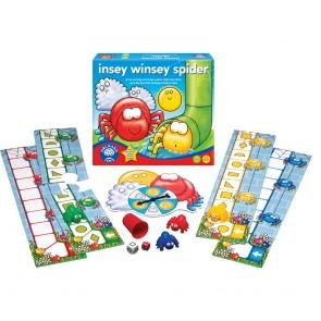 Orchard Toys, Društvena igra, Insey Winsey Spider