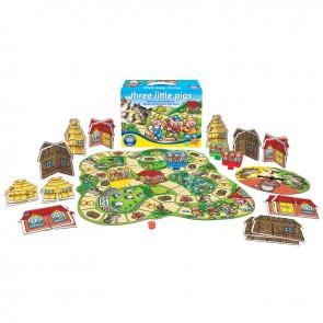 Orchard Toys, Društvena igra, Tri Praščića