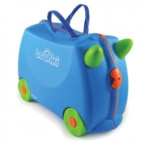 Dječji kofer Terrance - plavi