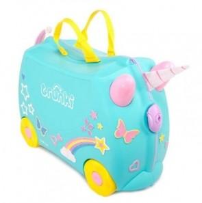 Dječji kofer Trixie - roza
