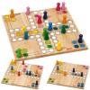 Društvena igra, Čovječe ne ljuti se za 2, 3 ili 4 igrača