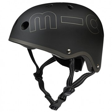 Otroška čelada Micro v Črni barvi