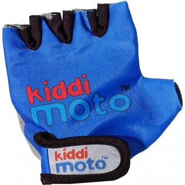 Otroške kolesarske rokavice - modre