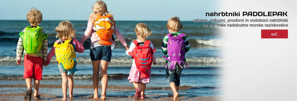 Otroški nahrbtniki PaddlePak