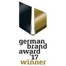 Hubelino, Zmagovalec German Brand nagrade za leto 2017