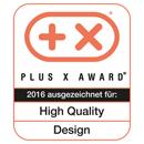 Hubelino, Dobitnik nagrade za kakovost Plus X Award